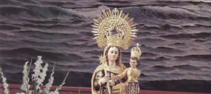 Programa De Actos Y Cultos Virgen Del Carmen 2015